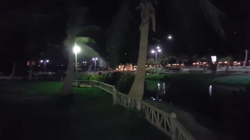 بحيرة ينبع الصناعية ليلا مع الأستاذ محمد الريس