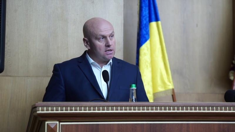 Сергей Макеев, мэр г. Белозерского про поднятие тарифов.