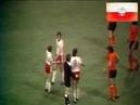 1975 Polska 4:1 Holandia Poland v Netherlands