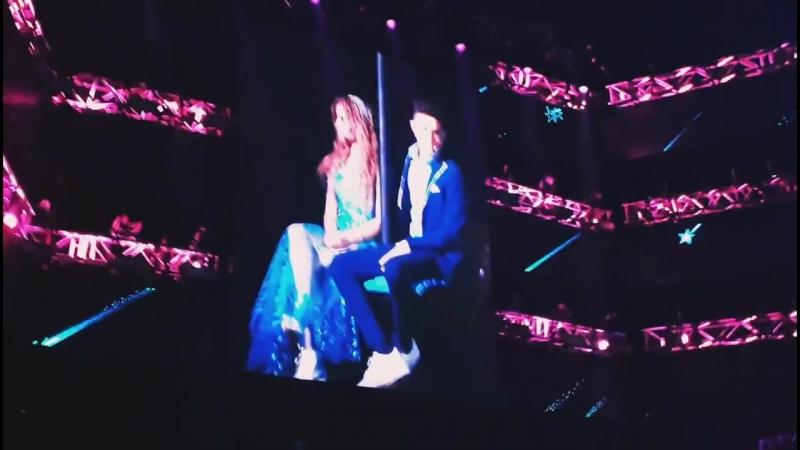 Quédate - Soy Luna en VIVO 2018 (23 de junio _ 1era función) Luna Park