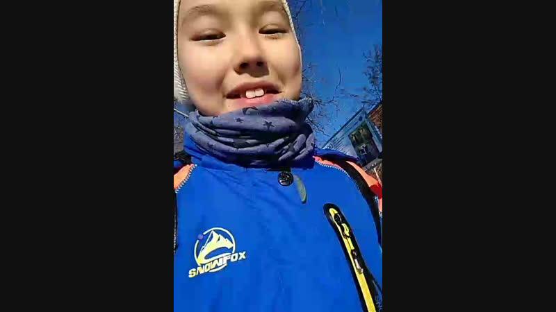 Алина Куликова - Live