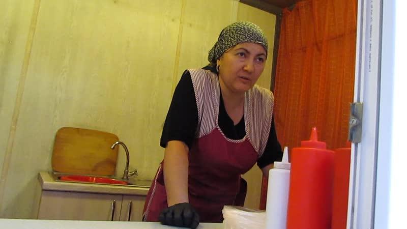 Эльдар Богунов предлагает купить у него рекламу шаурмы!