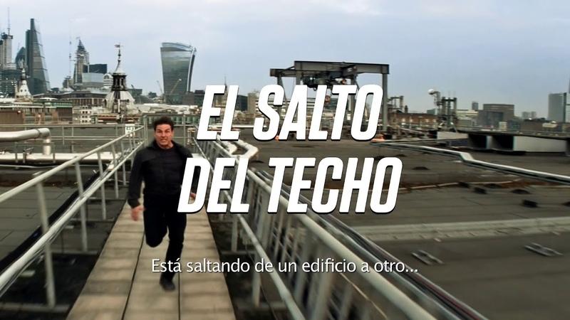 Misión Imposible Repercusión   Detrás de Cámaras   Escenas de riesgo   Paramount Pictures México