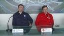 Послематчевая пресс-конференция. Динамо (Москва) - СКА-Нефтяник (Хабаровск)