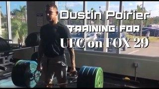 Dustin Poirier training for fight against Justin Gaethje Part 2 | Training World