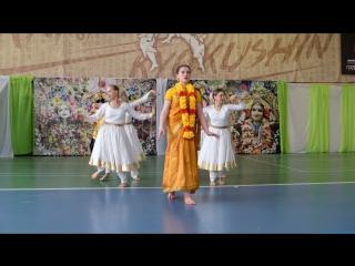 25.03.2018 - Студия индийского танца