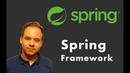 Spring Framework Урок 7 Bean scope Область видимости бинов