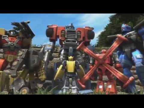 Клип Трансформеры Падение Кибертрона Universe Armada