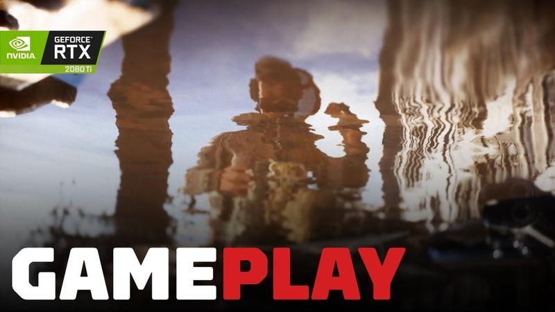 8 минут геймплея Battlefield 5 на 2080 Ti с трассировкой лучей — 4K 60FPS