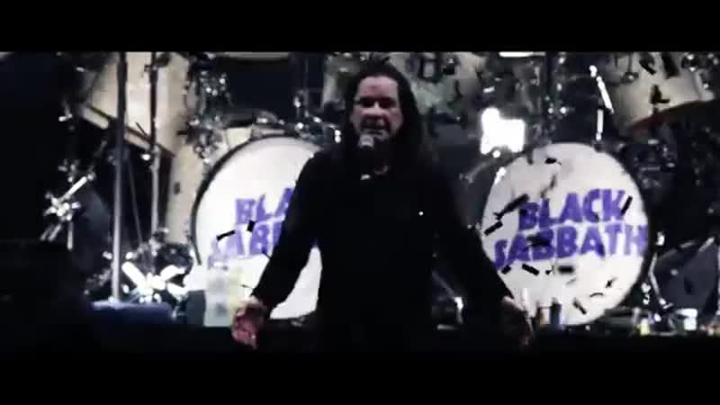 Black Sabbath - Paranoid from The End