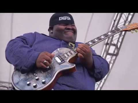 Catfish Blues Christone Kingfish Ingram @ 2016 Winthrop Rhythm Blues Festival