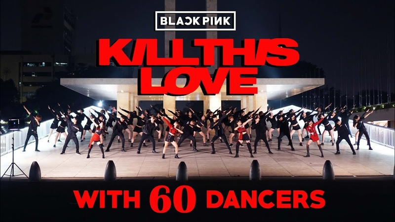 BLACKPINK (블랙핑크) - KILL THIS LOVE COVER BY PINK PANDA FROM INDONESIA