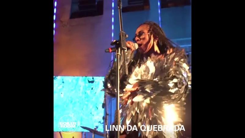 Boiler Room x Ballantine's True Music Brazil: Linn Da Quebrada