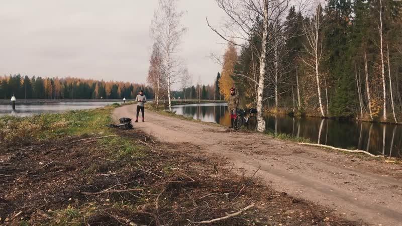 Туринг Выборг - Иматра - Выборг 2018 г. 180 км за 2 дня .