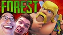 MARKIPLIER'S MISTAKE | The Forest COOP w/ JackSepticEye - Part 4