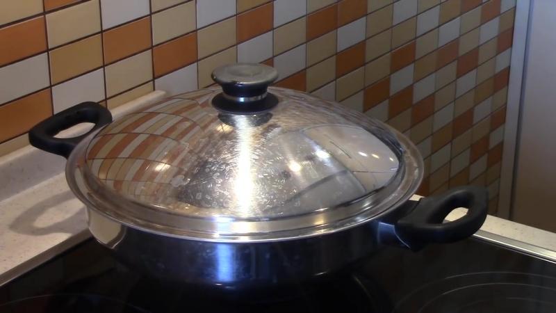 ICOOK. 8 Блюд одновременно в сковороде ВОК за 40 минут