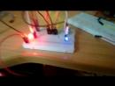 Генератор прямоугольных импульсов на транзисторах s9018