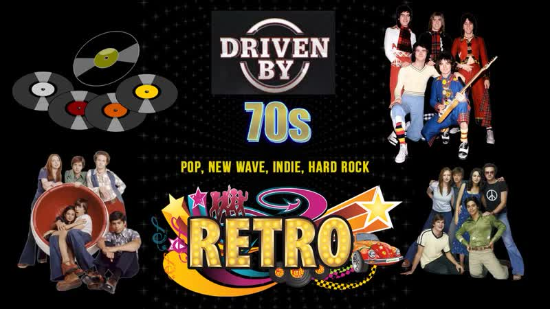 Driven By The 70s (2018) Pop, New Wave, Indie, Hard Rock