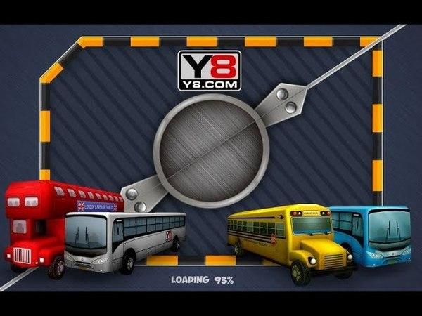 Игра Мир Автобусной Парковки