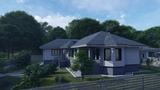 Проект дома в Жодино. Архитектурная компания