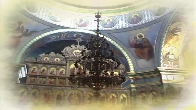Крещение Господне Богоявление 19 01 19 Архимандрит Амвросий Ерохин