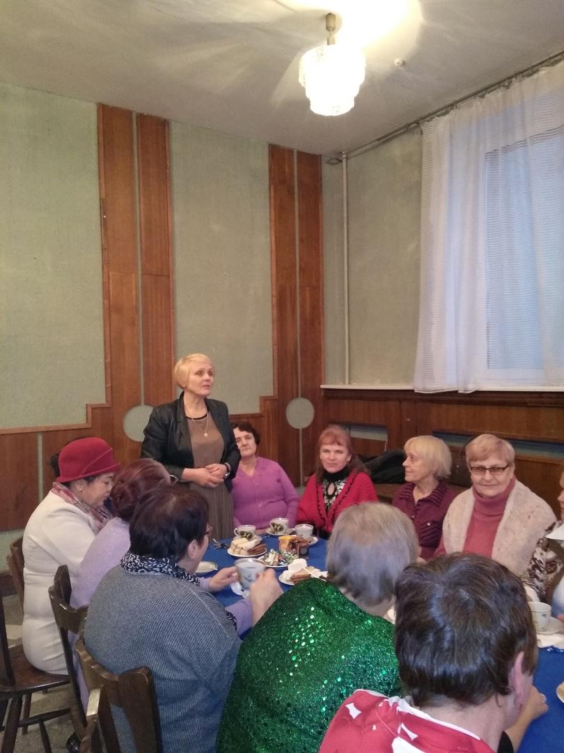 егорьевский дом - интернат для престарелых и инвалидов