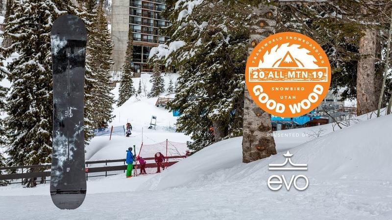 Endeavor B.O.D. Review: Men's All-Mountain Winner – Good Wood Snowboard Test 2018-2019