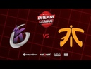 Keen Gaming vs Fnatic, DreamLeague Season 11 Major, bo3, game 2 [Casper GodHunt]