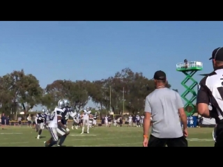 Tavon Austin amazing grab #CowboysCamp Day 9