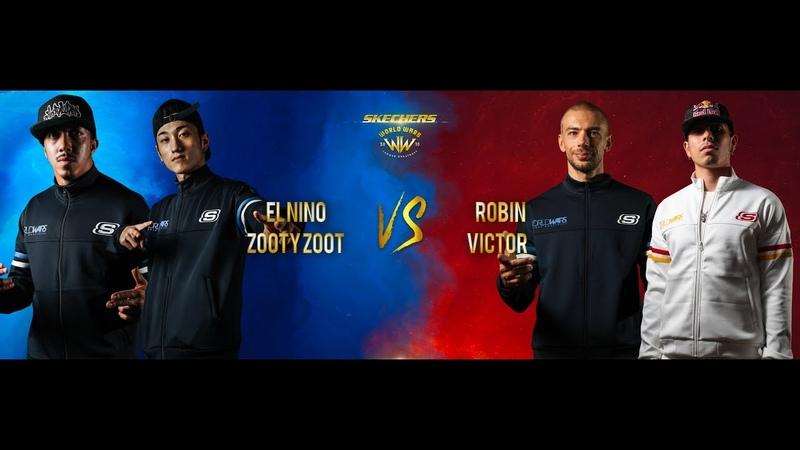 Финал B.I.S. в Китае. El Nino Zooty Zoot vs Robin Victor.