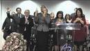 Missionária Érica Esteja aprovado e desfrute da promessa