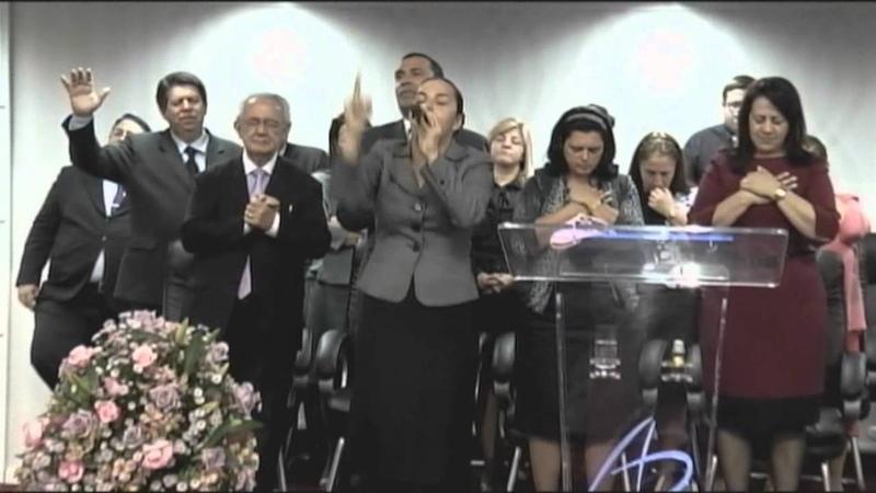 Missionária Érica - Esteja aprovado e desfrute da promessa