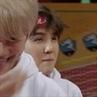 민윤기🥰 on Instagram yoongi told me to tell you that besides jungoo he's the nations baby boy who wants kisses on his forehead