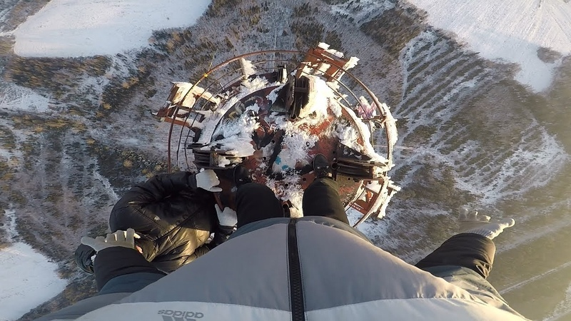 Радиомачта А330 Галич 354 метра