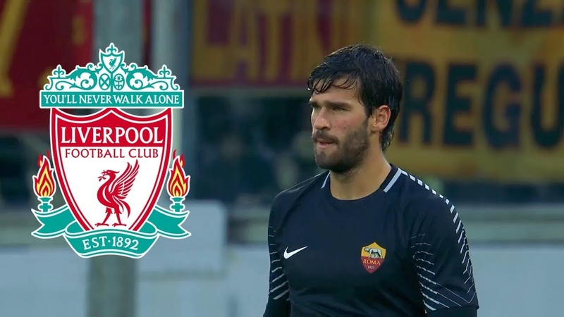 Alisson Becker - Welcome to Liverpool