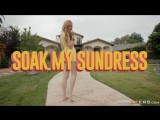 Lauren Phillips (Soak My Sundress)2018, Anal,Big Tits,Blowjob,Dress,Gonzo,Interracial,Other,Outdoors,Redhead,Tattoo, 1080p