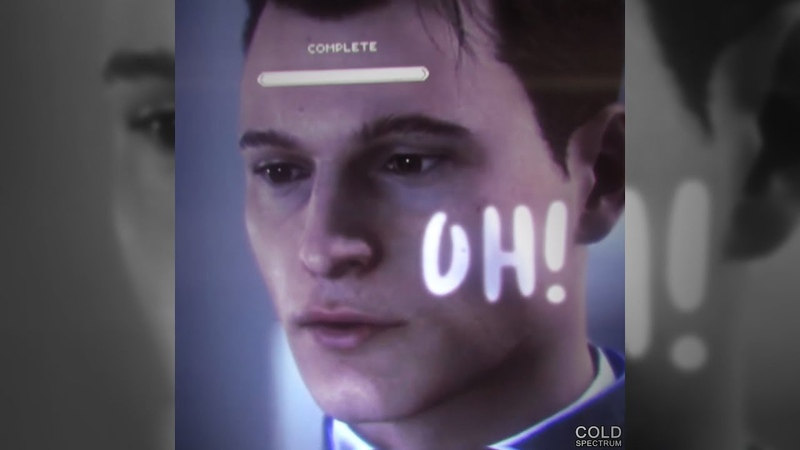 Connor x hank • why are you still looking at me