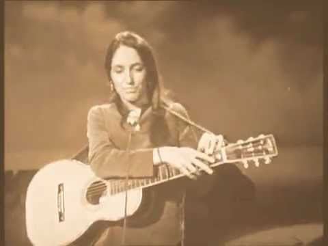 Joan Baez - It Aint Me Babe. BBC In Concert Show (1965)