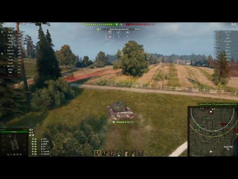 Стрим На пути к Excalibur в World of Tanks выполнена Союз 3 16