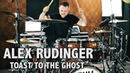 Alex Rudinger Bad Wolves Toast To The Ghost
