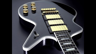 Randy - 80-s new wave guitar backing track jam in D major ///