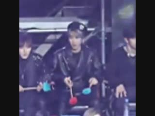 Bts literally shaking the stage lmao
