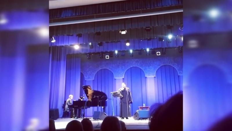 Иеромонах «Фотий» дал концерт в Красноуфимске