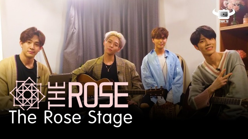 THE ROSE -I.L.Y SPANISH VERSION BABY LIVE VERSION!