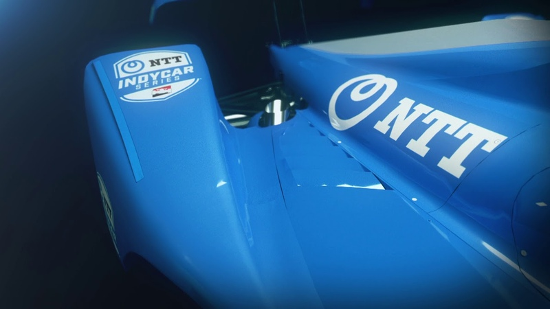 Introducing: The NTT IndyCar Series