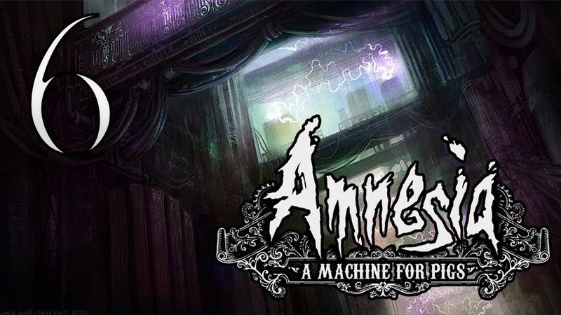 Машина для свиней ➤ Amnesia A Machine for Pigs 6