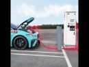 ABB becomes official charging partner for Jaguar I PACE eTROPHY series the worlds first a