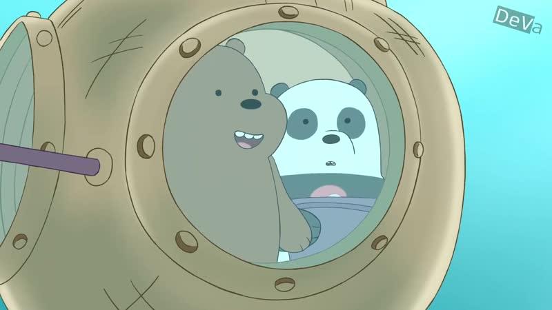 Мы Обычные Медведи We Bare Bears Сезон 4 Серия 6 Lil's Sound