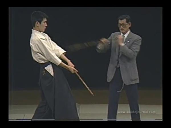 AIKIDO - Yoshio Kuroiwa, 1985