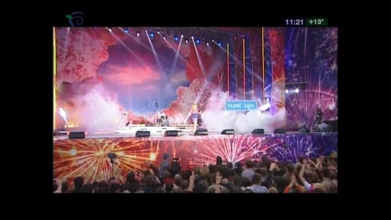 Песни лета от Радио Дача (ТВ Центр, 2012)